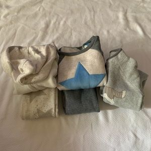Sweatshirt & Jogger Set